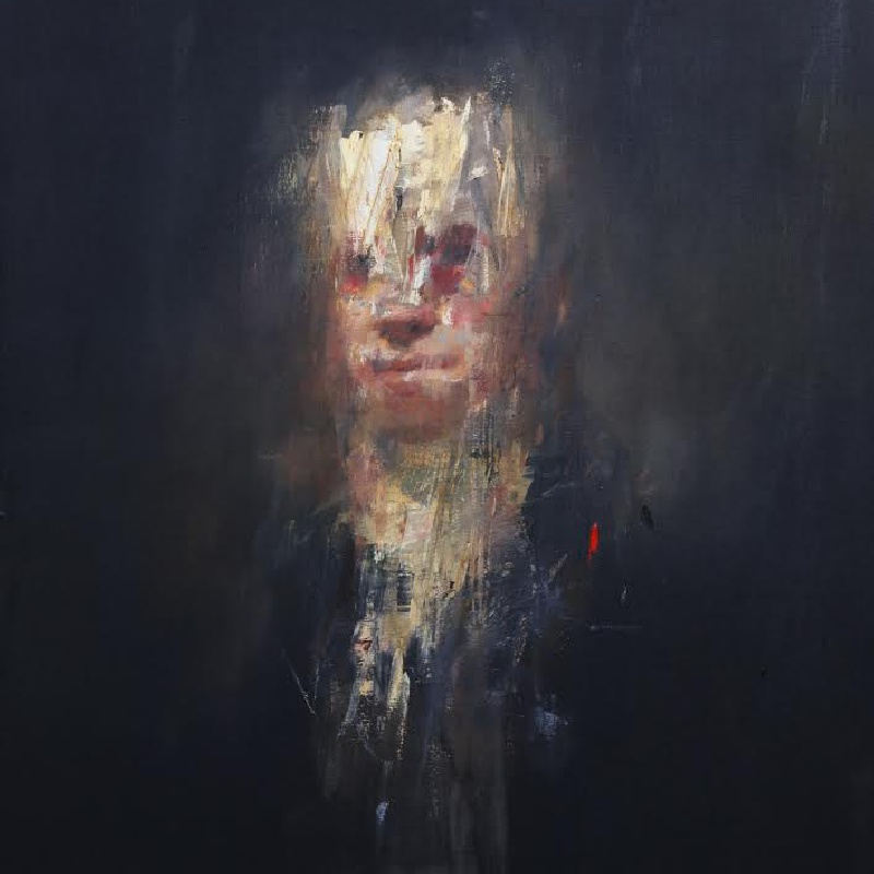 Jake Wood-Evans - Study of a Gentleman 2, after Romney